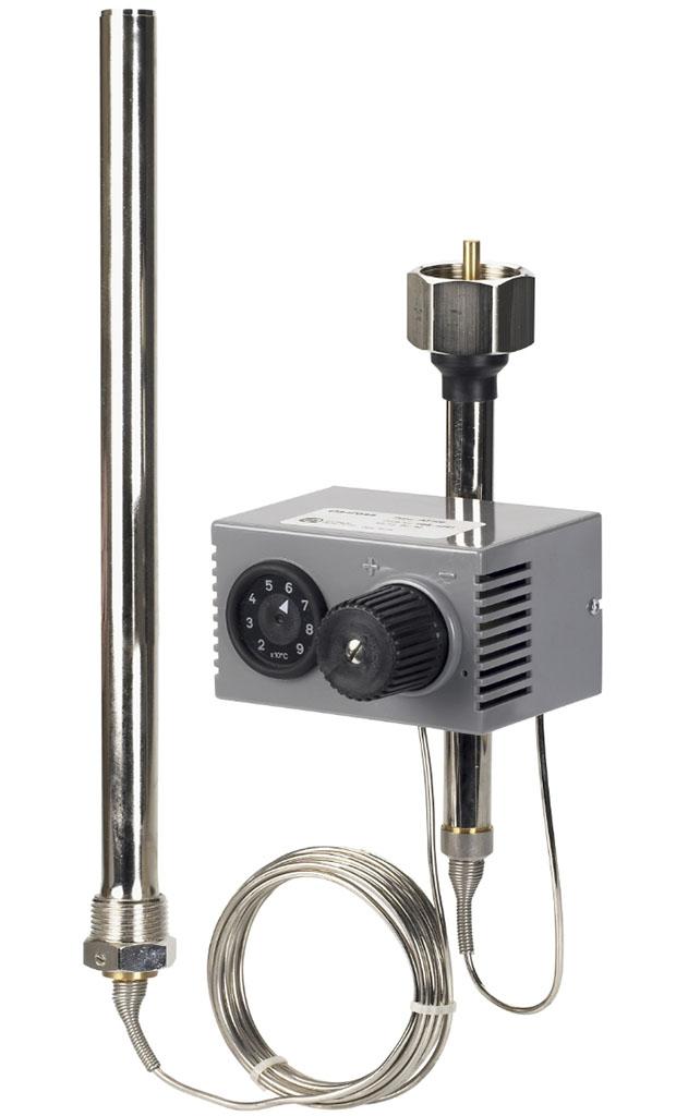 Регулятор температуры с клапанами VFG 2, VFGS 2 , VFG 33, VFG 34