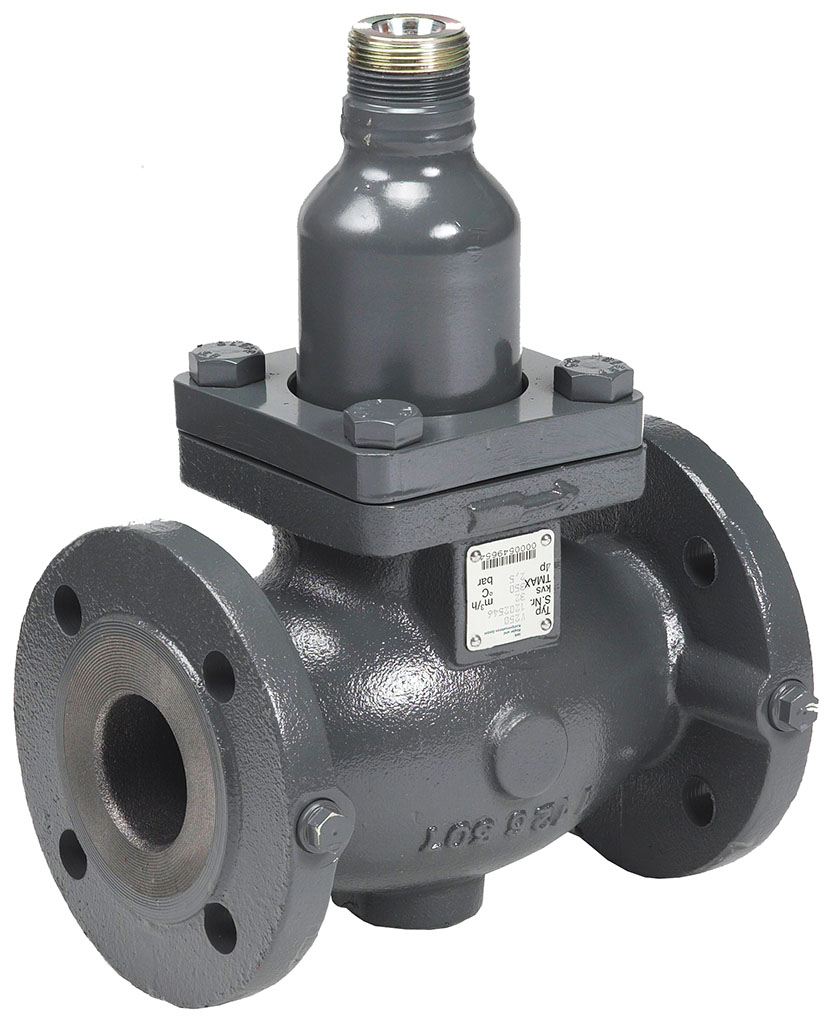 Регулятор давления перепада давления, с клапаном VFG 2, kvs 125,0 м3/ч